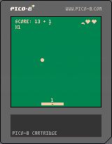 Squashy – a hobby PICO-8 game